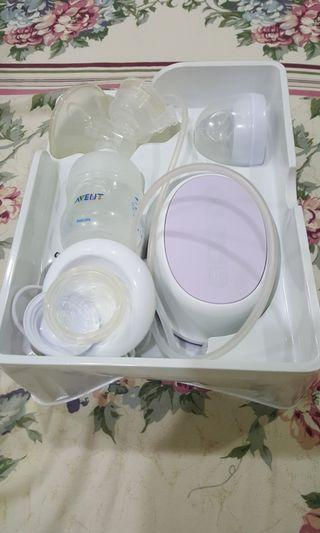 Avent Natural Single Breast Pump