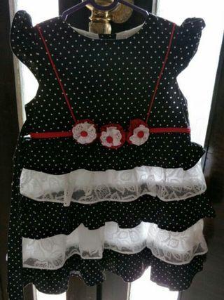 #mauvivo Dress Anak Donita usia 3 thn