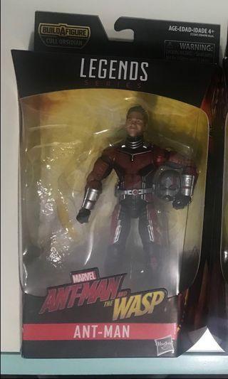 Marvel legends avengers antman ( no baf)