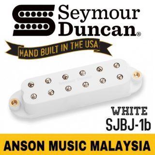 Seymour Duncan SJBJ-1b JB Jr.™ Strat Humbucker Pickup - Bridge, White