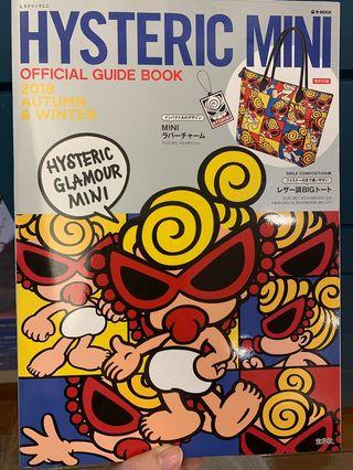 日本Hysteric Mini雜誌袋