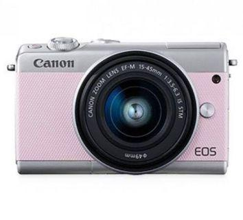 Canon M100 Mirrorless Camera and HD Video