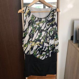 Cool office/party dress Size S/M