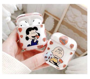 [PO] SNOOPY AIRPODS CASE SLEEVE