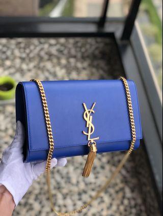 YSL Sling Bag with Tassel
