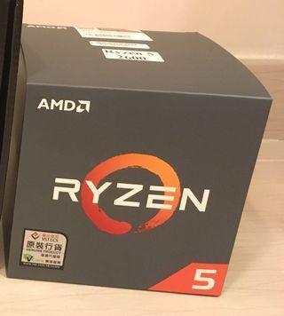 AMD 2nd Gen Ryzen 5 2600 (99%新僅試用過)