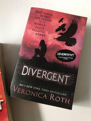 🚚 Divergent & Allegiant