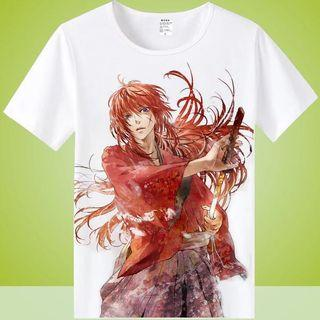 Rurouni Kenshin Short Sleeve & Long Sleeve T-shirts