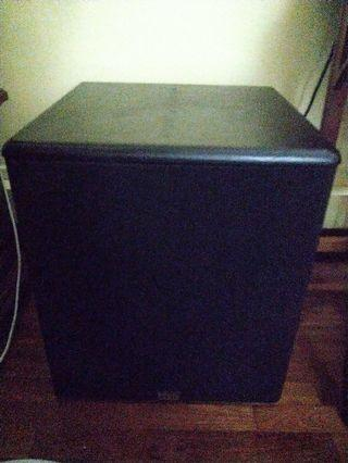 Phase Technology Octave Series Power 12 Subwoofer
