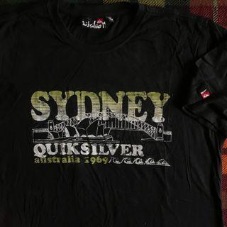 Tee Quiksilver Sydney
