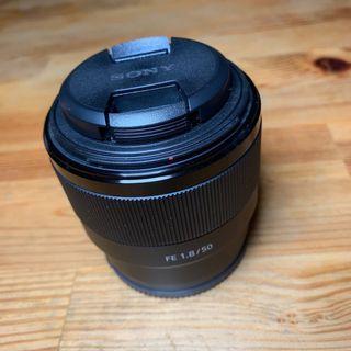 Sony 50mm f1.8 / SEL50F18F