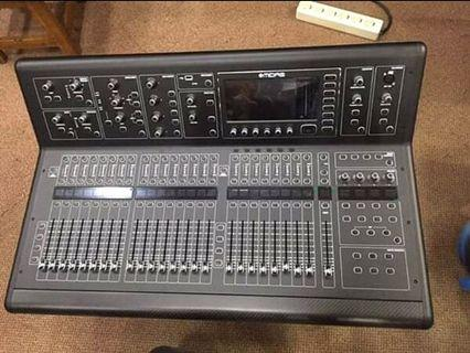 Servis mixer audio dan dj
