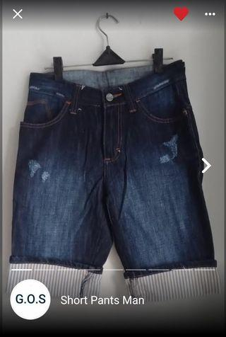 Short Pant's Man