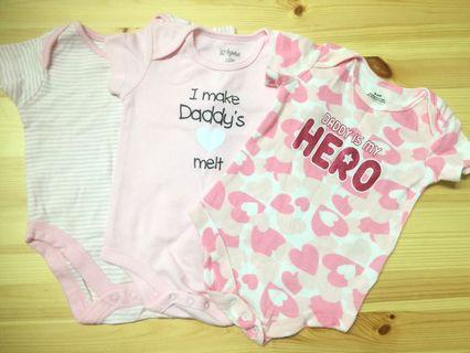 Baby Girl Rompers Mothercare & Miscellaneous