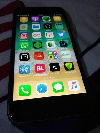 Iphone 6s dan cas original, 32GB, tidak ori uang kembali