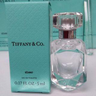Tiffany 香水 5ml-sheer