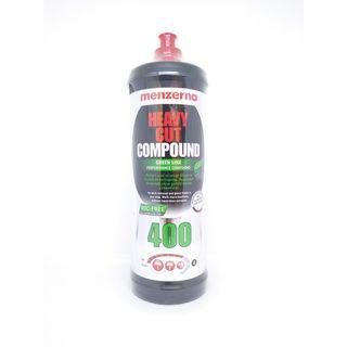Menzerna Heavy Cut Compound 400 GREEN LINE size 1 Liter