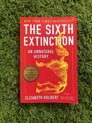 🚚 The Sixth Extinction