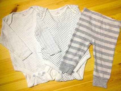 Next babysuit for 1-3 months Baby
