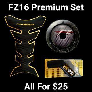 Yamaha Fz16 Bundle deal
