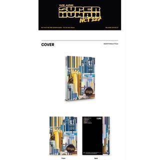 [PREORDER] NCT 127 4th Mini Album- WE ARE SUPERHUMAN