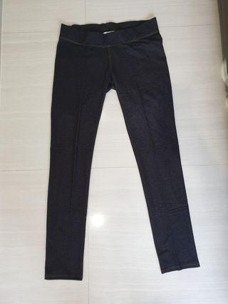 Maternity Jeans with elastic waist band