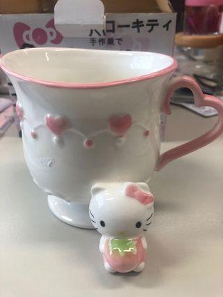 Hello Kitty mug 杯