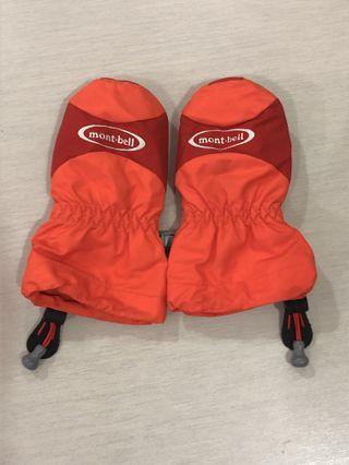 Montbell ski gloves