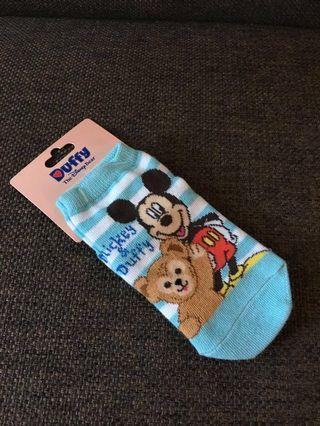 米奇+Duffy 襪仔 13-18cm