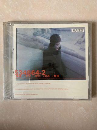 王菲 CD 玩具