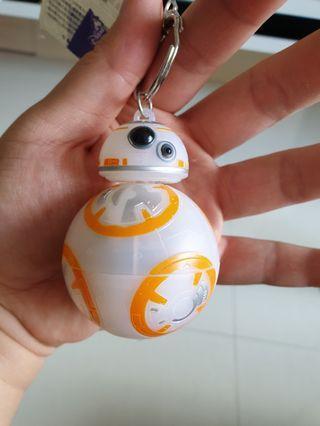 Starwars BB-8 Keychain