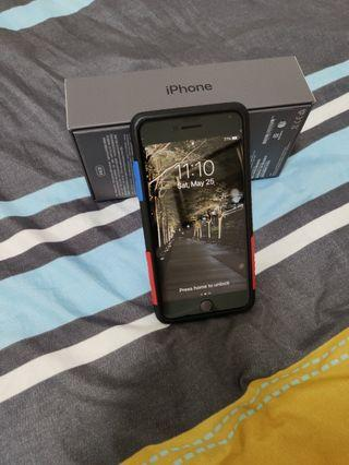 Fairly used Apple iPhone 8 plus for sale! (Black)