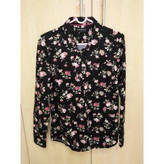 Rope Floral Blouse