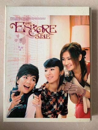 SHE Encore CD 連親筆簽名