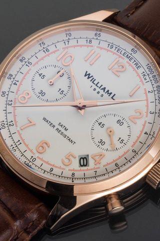 William L.1985 Chronograph