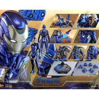 PO: Hot Toys MMS538D32 - Avengers: Endgame - 1/6th scale Rescue Collectible Figure