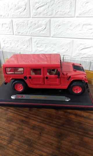 Hummer 模型車 Maisto Station Wagon