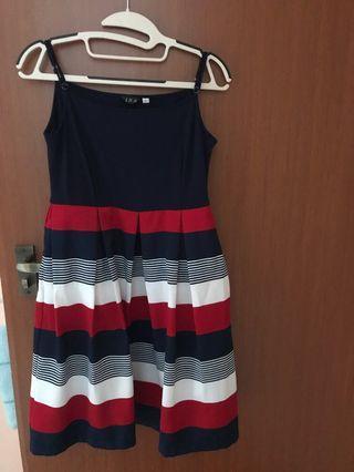 🚚 ISA stripe dress with pockets