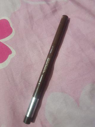 Miniso 2in1 eyebrow pencil powder eye brow alis pensil