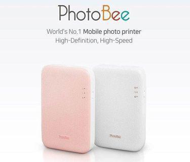 PHOTOBEE 超迷你高質相片打印機