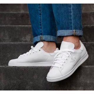 現貨 iShoes正品 Adidas Stan Smith 男女鞋 情侶鞋 白 皮革 小白鞋 三葉草 休閒 BD7451