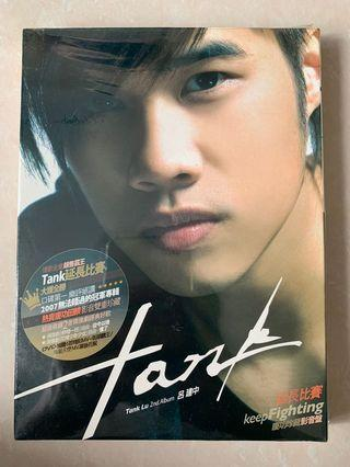 Tank CD + Bonus DVD 延長比賽