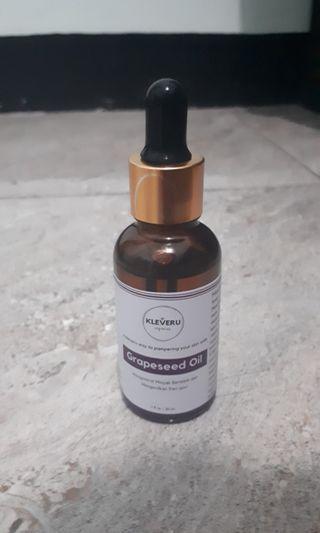 Kleveru grapeseed oil