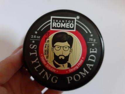 Styling Pomade Waterbase