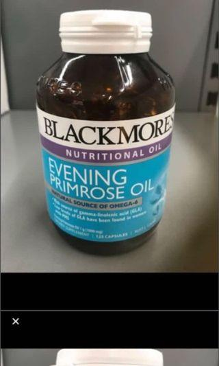 Blackmores Fish Oil (1000mg) 125cspsules