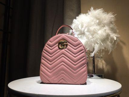 Gucci water ripple backpack