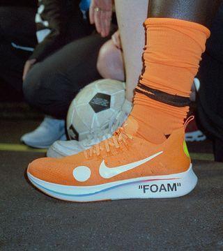 Nike x Off White Mercurial Zoom Fly US12