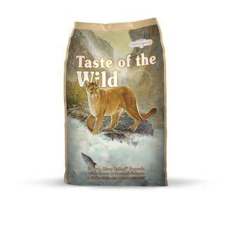 Taste of the Wild Canyon River Trout Grain Free Dry Cat Food