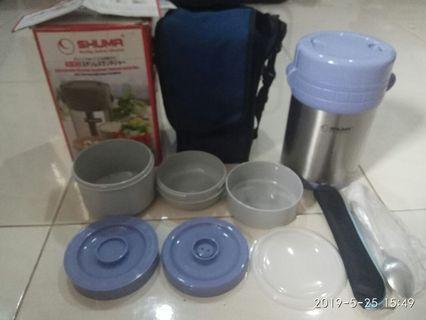 Lunch box anak/bayi/balita stainless steel