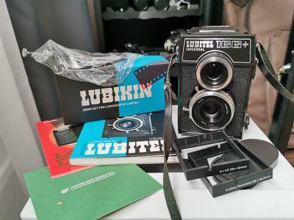 🚚 Lubitel 166+ Lomo Camera